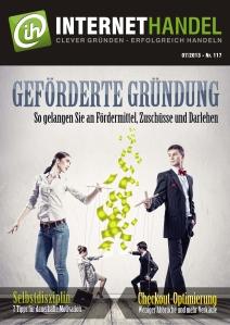 Titelbild-Internethande-de-Ausgabe-Nr-117-07-2013-Gefoerderte-Gruendung