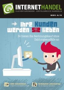 Titelbild-Internethandel-Ausgabe-118-201308-Rechnungskauf-ohne-Zahlungsausfaelle