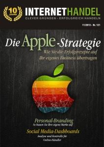 Titelbild-Internethandel-de-Nr-121-11-2013-Die-Apple-Strategie