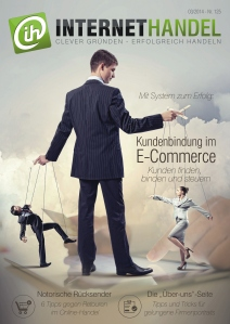 Titelbild-Internethandel-de-Nr-125-03-2014-Kundenbindung-im-E-Commerce